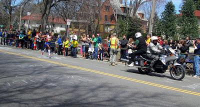 Have Some Fun While Watching Meb Run the NYC Marathon