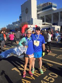 The Feel Good Story of the Month: Let's Finish Together with Kim Stemple