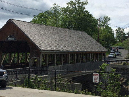 Vermont Covered Bridges Half Marathon