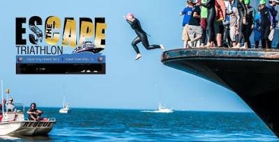 Escape The Cape Sprint Triathlon
