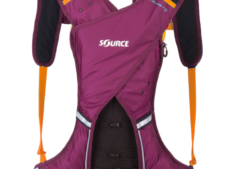 Review of the The Source Dune X-Fit Hydration Pack
