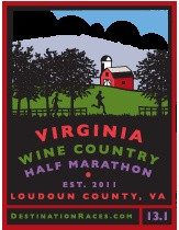 Virginia Wine Country Half Marathon