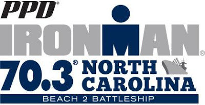 Ironman North Carolina 70.3 Review