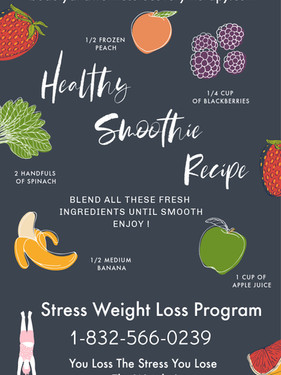 Stress Weight Loss Program