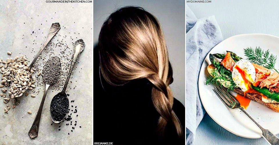 Edible Hair