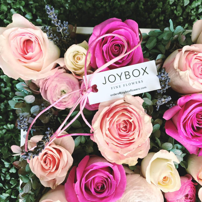 Joy Box Fine Flowers in Houston