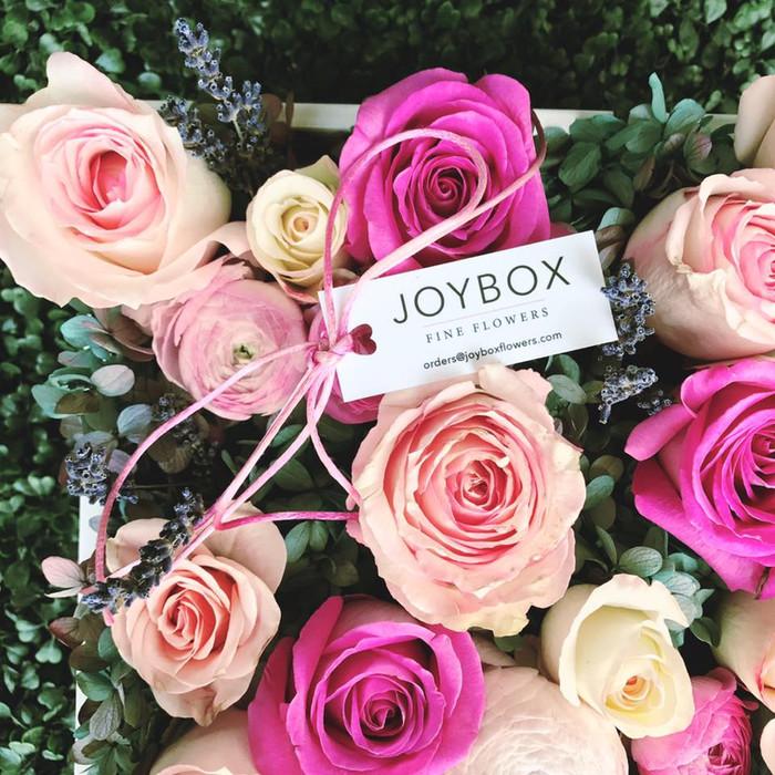 Joy Box Fine Flowers in Houston