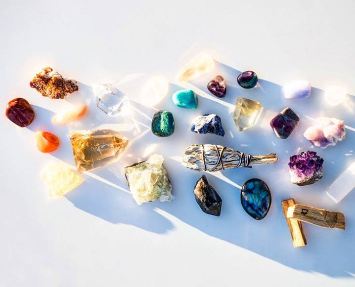 Beauty and Wellness Crystal Healing Therapy