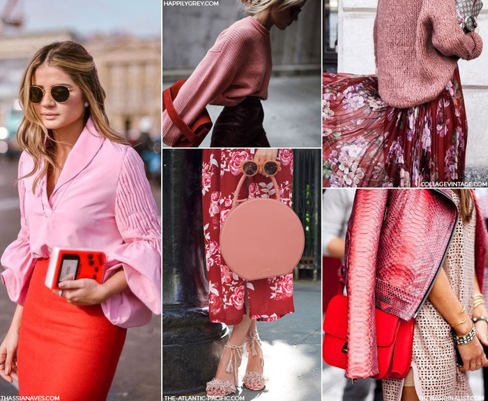 Crush Valentines Day in Rose Color Fashions