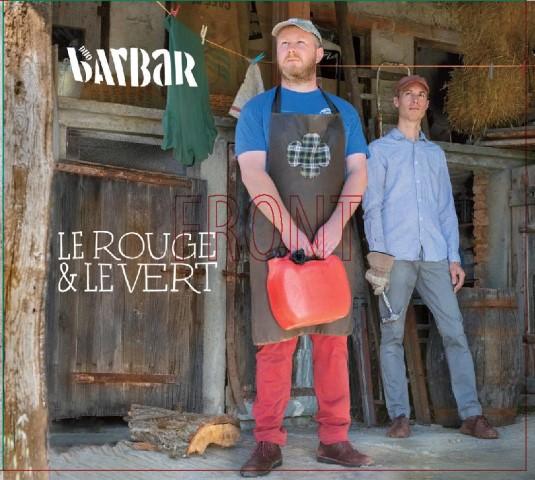 Duo Barbar-Pochette (Small)