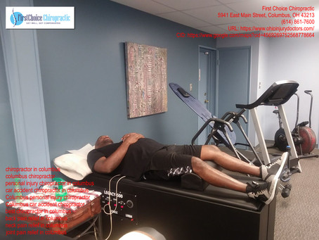Columbus, OH Chiropractors - The Help That You Need