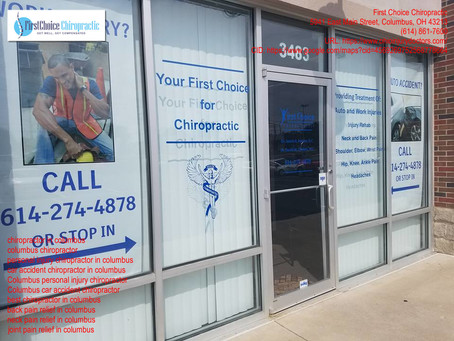 The Wide Selection of Chiropractic Services in Columbus, OH