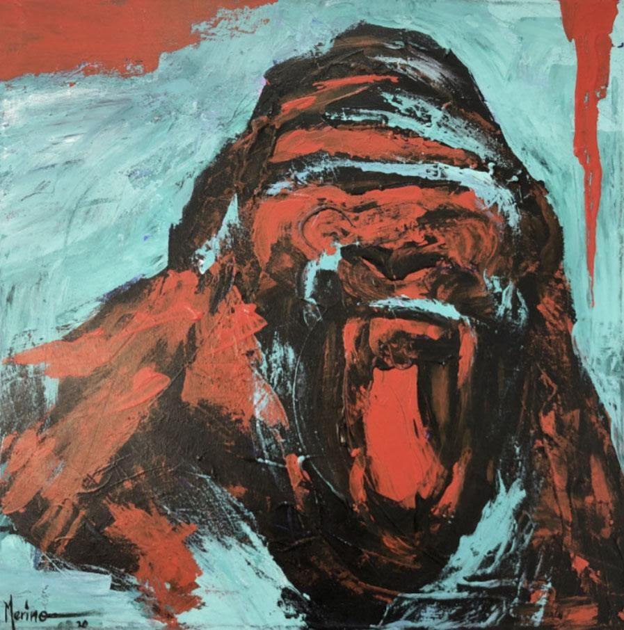 """""""Gorilla In The Mist"""""""