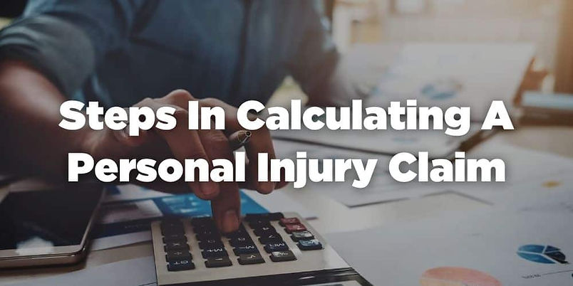Calculating Personal Injury Claim