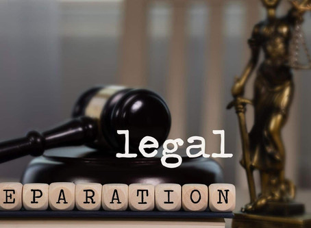 How to File for Legal Separation in Ohio?