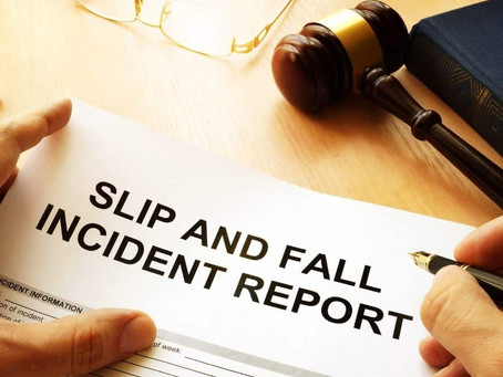 How Much Compensation Do You Get for a Fall?
