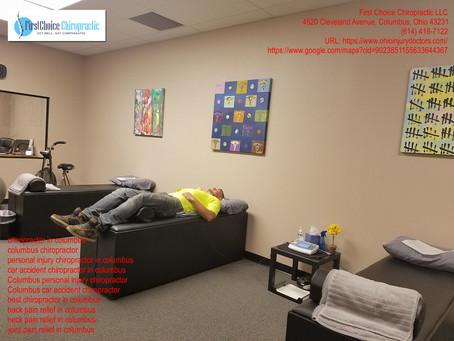 Pain Relief Services Rates in Columbus, Ohio