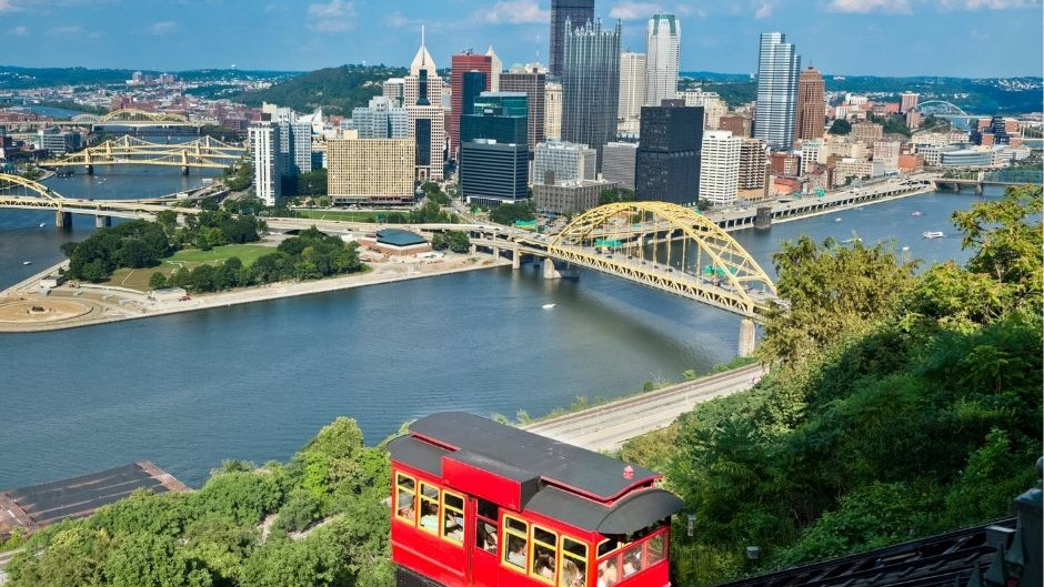 How to Ride on the Pittsburgh Incline