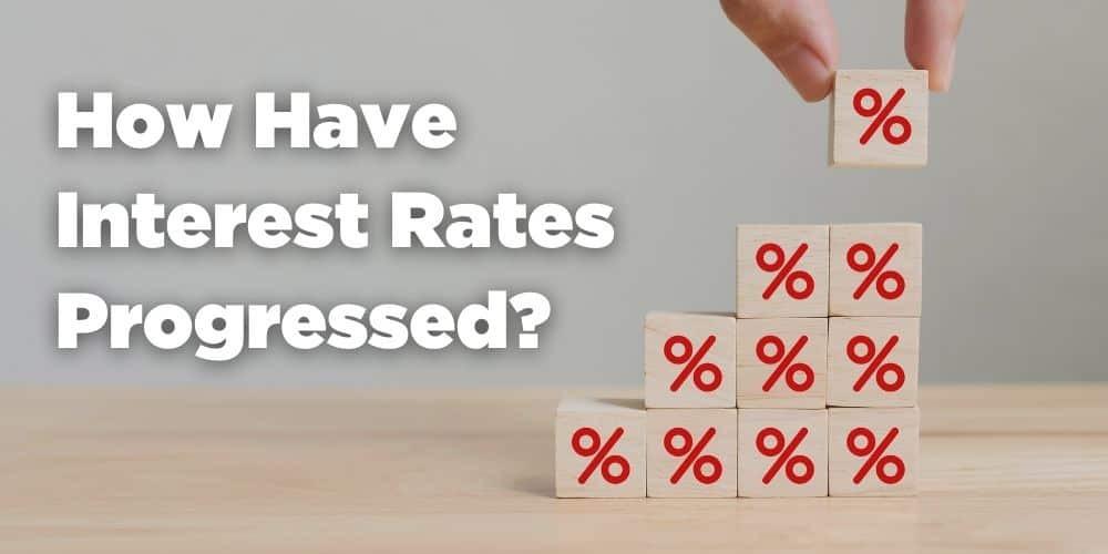 How Have Interest Rates Progressed?