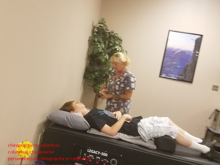 Chiropractors in Columbus, OH Can Relieve Your Body Pain