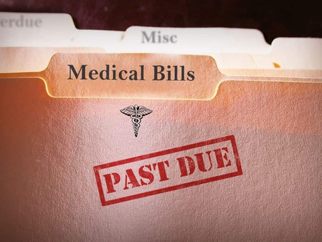 What Happens To Your Medical Bills In A Car Accident?
