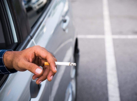 Is it Illegal to Smoke in a Car With a Child in Ohio?
