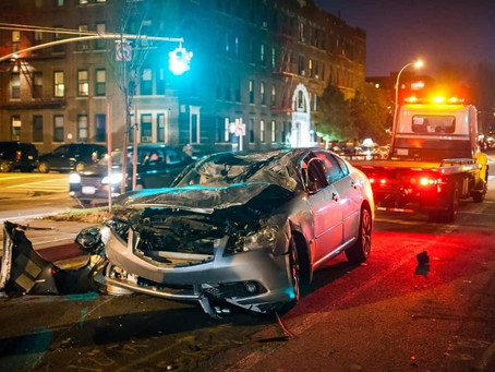 Is Killing Someone in a Car Accident Manslaughter?