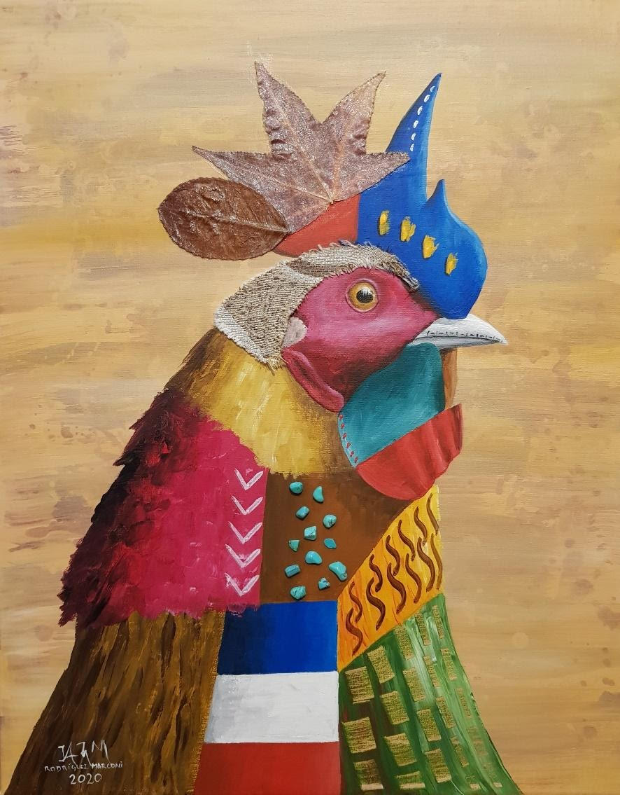 """French Rooster"""