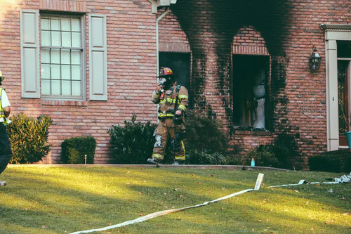 How to recover damages of a house fire