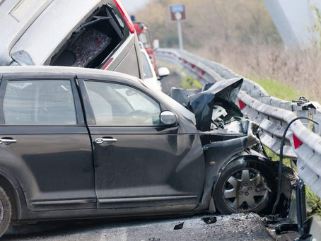 What Happens To Your Bills in a Multiple Car Pile-Up?