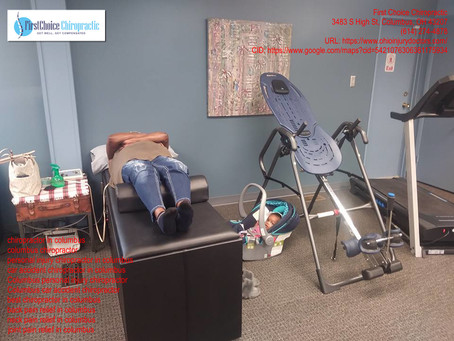 Back Pain Relief in Columbus, Ohio - The Way to A Normal Life Again