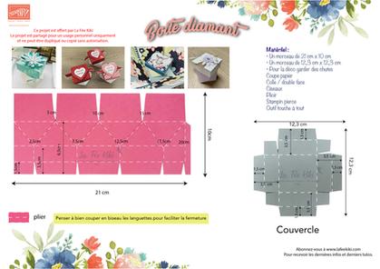 La Fée Kiki Boîte diamant PDF
