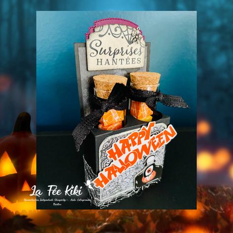 TUTO support halloween