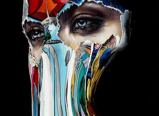 "Hashimoto Contemporary Presents: Sandra Chevrier ""Cages And The Void Of Colors"""