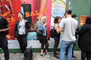 Waiting on Line: Jerkface Donuts Show