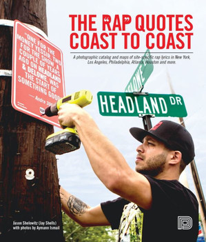 Book Launch: The Rap Quotes Coast to Coast by Jason Shelowitz