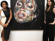 Cages and the Fallen Flags: Sandra Chevrier at Mirus Gallery [VIDEO]