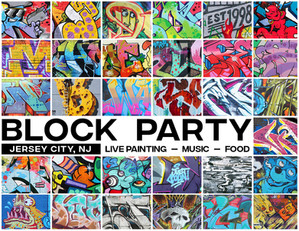 Green Villain x Writer's Bench Present: Block Party