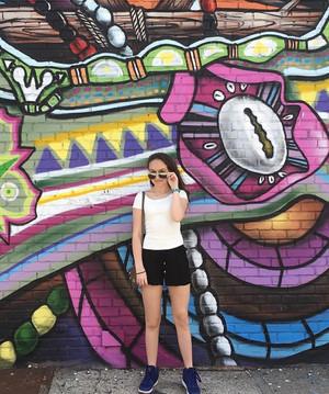 Emma's Eyes: A Teen's Perspective on Street Art