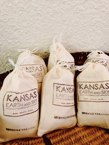 Kansas Candle