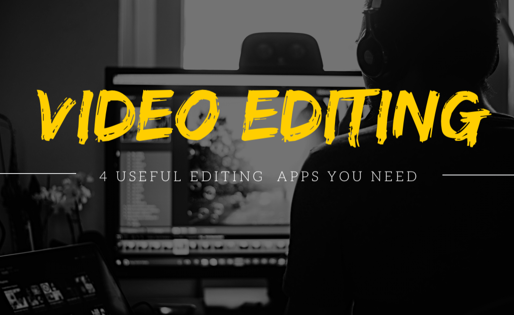 Transform Your Memories:  4 Video Editing Apps You Need On Your Smartphone