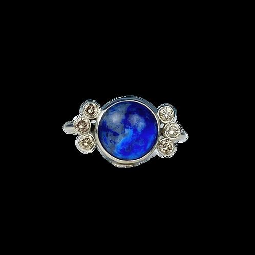 Lapis Lazuli Kristy Ring