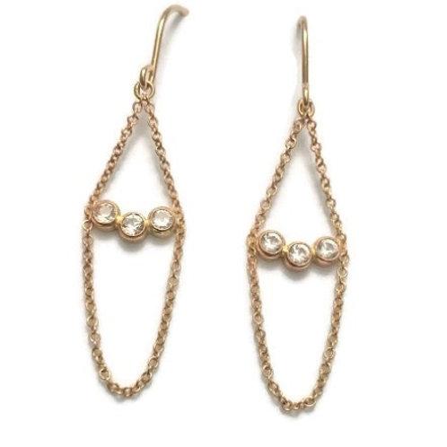 Azzia Earrings