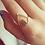 Thumbnail: Double Diamond Lotus Ring