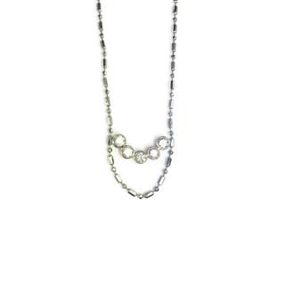 Diamond Draped Necklace