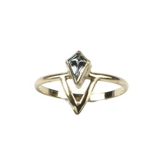 Kite Cut Ring
