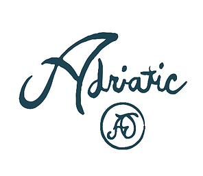 Adriatic jewelry logo