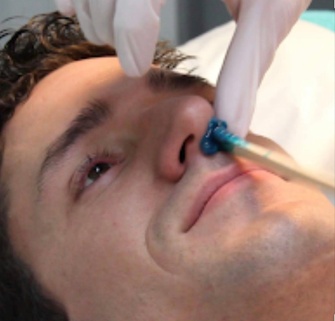 Nose wax