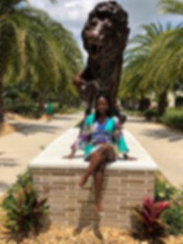 Perline Paul, Saint Leo University