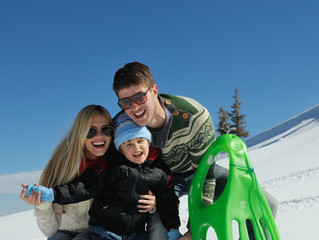 Skiing with children | Ten top tips for a fuss free family holiday